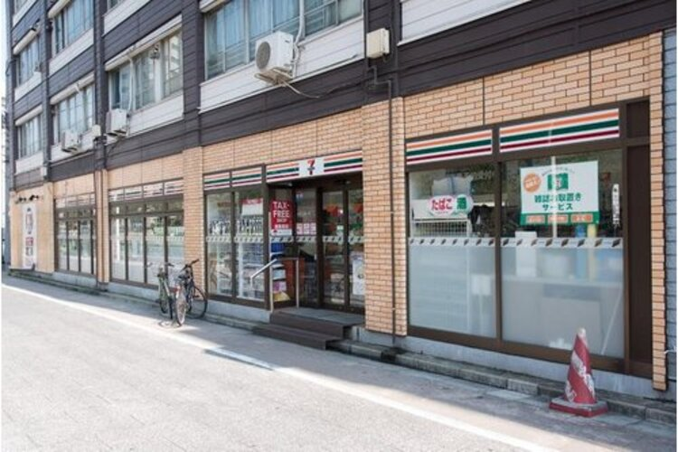 セブンイレブン墨田業平2丁目店まで204m いかなる時代にもお店と共にあまねく地域社会の利便性を追求し続け毎日の豊かな暮らしを実現する。