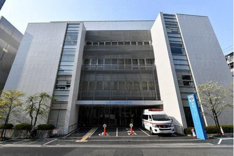 大崎病院東京ハートセンターまで142m。患者さんに安心していただけれる高度な医療と優しく温かいHospitalityを提供いたします。