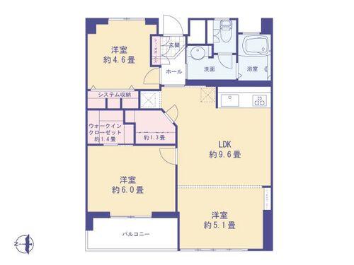 調布住宅の画像