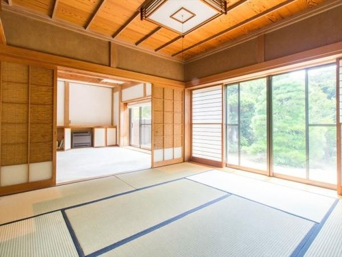 鎌倉市二階堂戸建の画像