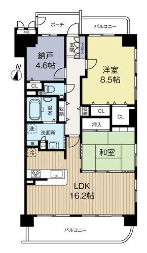 ライオンズマンション北梅田の物件画像