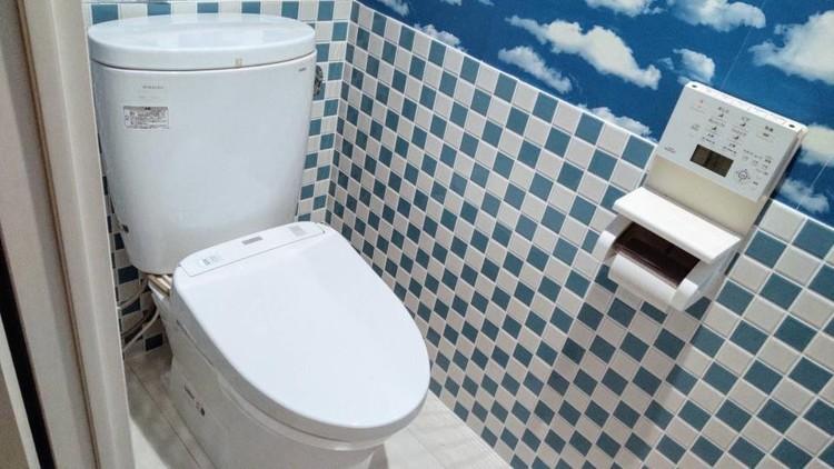 清潔感のある衛生的な空間