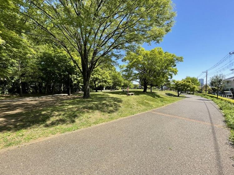 小宮公園 距離約350m