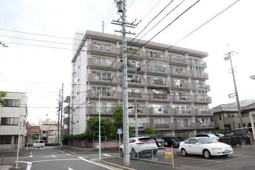 名城公園スカイマンションの物件画像