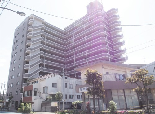 コスモ堀切菖蒲園駅前の物件画像