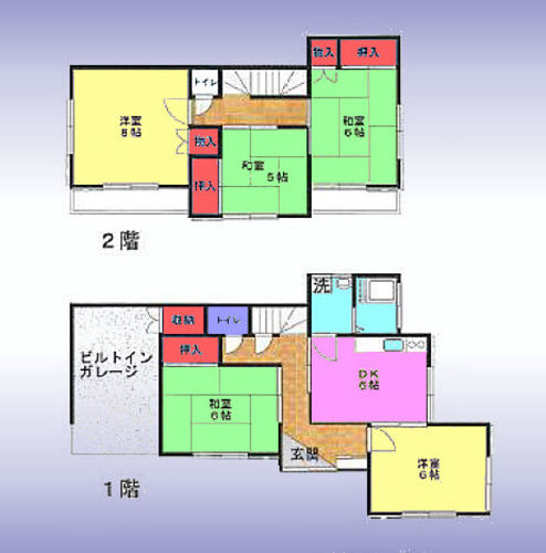埼玉県戸田市上戸田三丁目の物件の物件画像