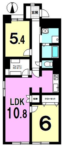 名塚ハウスの物件画像