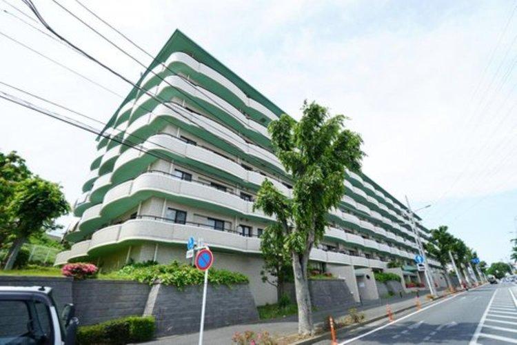 【外観写真】 総戸数114戸!戸塚駅からバスも利用可能!