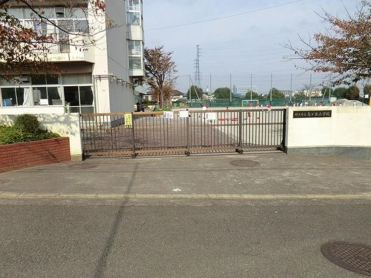 横浜市立鳥が丘小学校まで501m