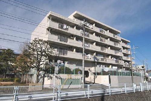長津田パークハイツ 「長津田」駅歩10分 家具付エアコン付 ペット相談 R1住宅の画像