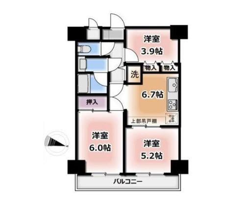 ライオンズマンション横浜大通り公園南の物件画像