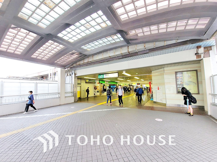 東海道線・横須賀線・湘南新宿ライン「戸塚」駅 距離2300m