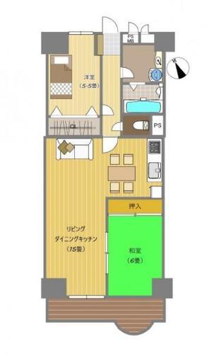 八王子セントラルマンションの画像