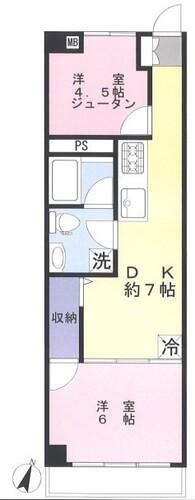 新大橋永谷マンションの画像