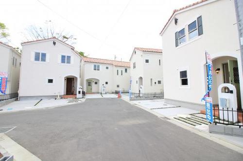 「鶴川」駅 町田市三輪緑山3丁目 全27区画の大型開発分譲地の物件画像