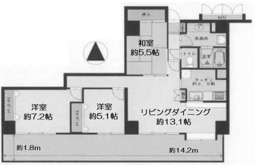 グレイスコート竹ノ塚の画像