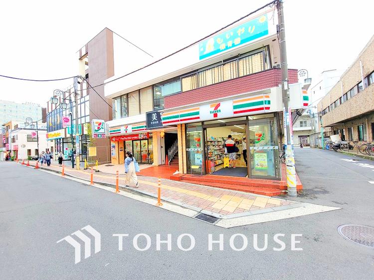 セブンイレブン 横浜戸塚旭町通り店 距離1800m