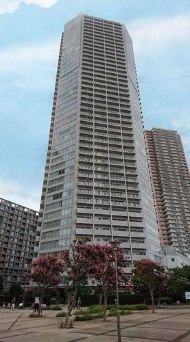 アップルタワー東京キャナルコート(35階)の物件画像