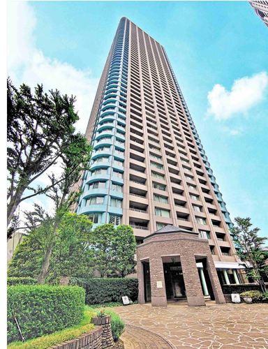 センチュリーパークタワー(43階)の画像