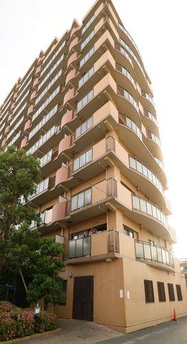 大森駅より歩いて11分~エンゼル大森グランディア~最上階のリノベHOUSE の画像