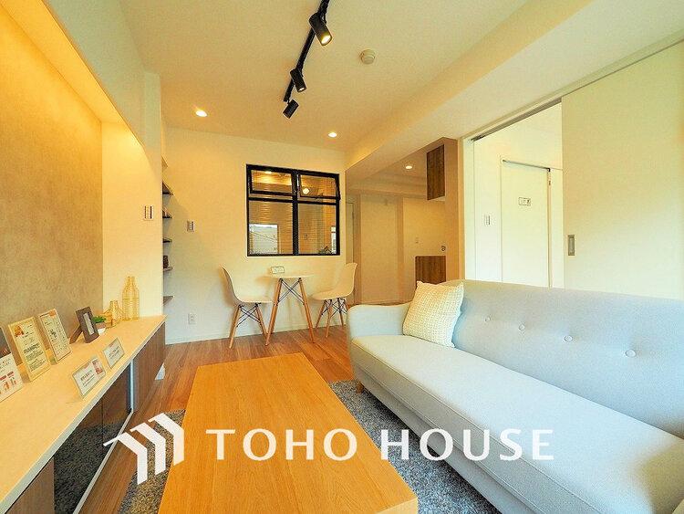 家具付き販売なので、初期費用や配置などの時間が省けます