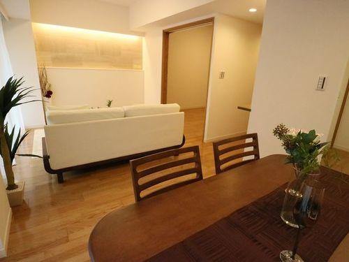 南向きの明るいお部屋♪「多摩川南パークハウス」(renovation)の画像