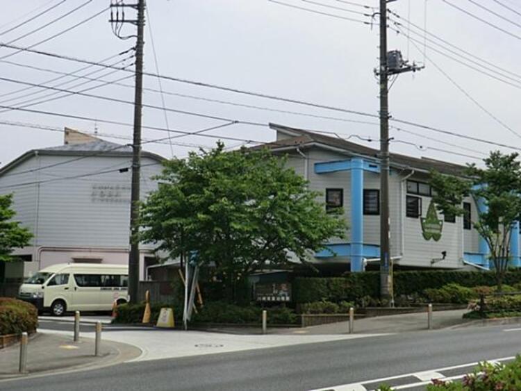 青葉幼稚園750m