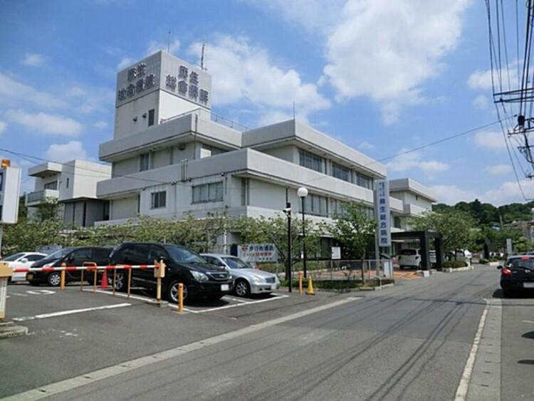 麻生総合病院(内科 ・ 外科 ・ 整形外科 ・ 脳神経外科などの診療科がある総合病院です。)