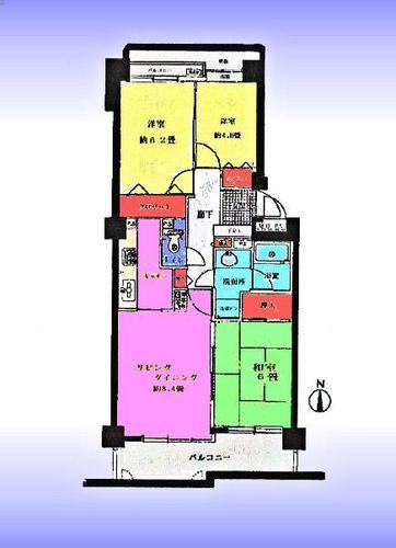 クレスト南浦和参番館の画像