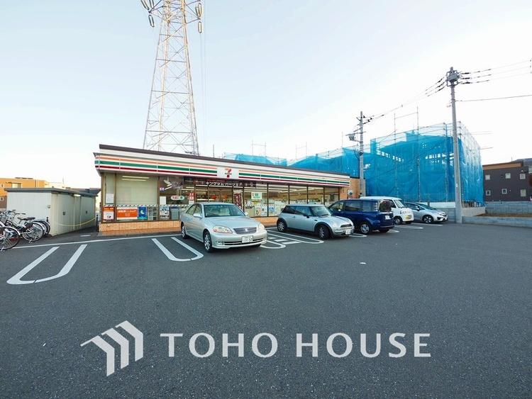セブンイレブン 川崎井田2丁目店 距離300m