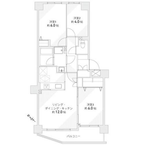 横浜希望ヶ丘パーク・ホームズの物件画像