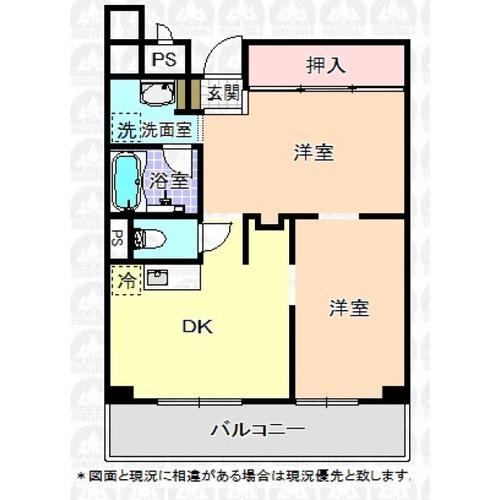 石神井公園マンションの画像