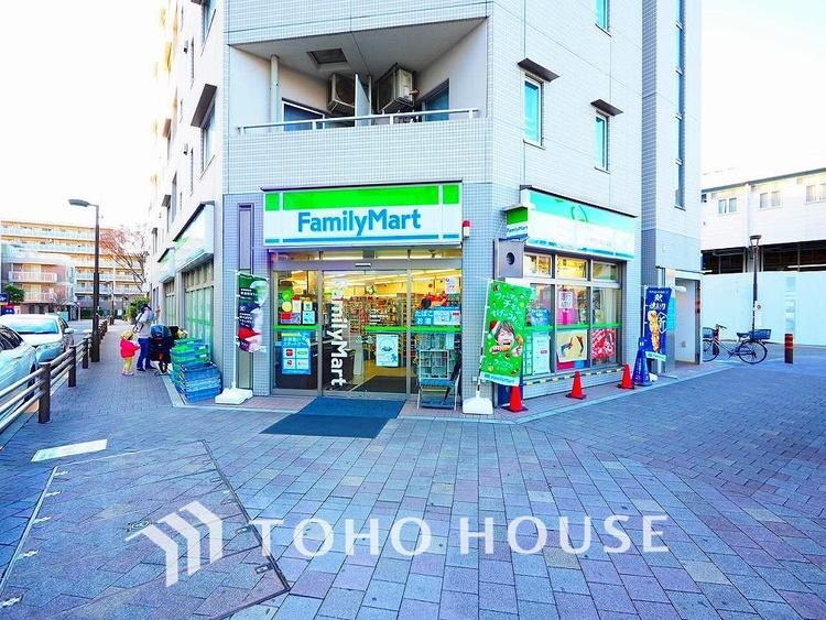 ファミリーマート 芦花公園駅南店 距離650m