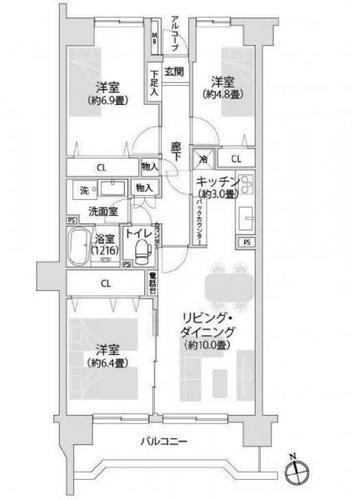 コープ野村戸塚下倉田の画像
