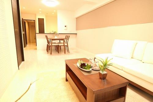 『多摩川芙蓉ハイツ3号棟』最上階♪ペットと住める家具付きのお部屋の物件画像