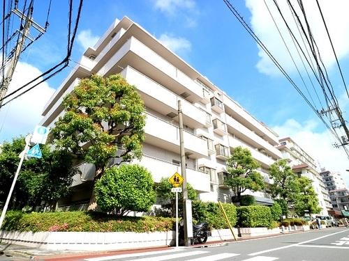 蒲田シティハウス~専有面積82.95㎡のゆったりとした間取り~の物件画像