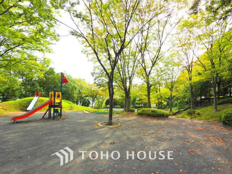 荏田宿公園 距離270m