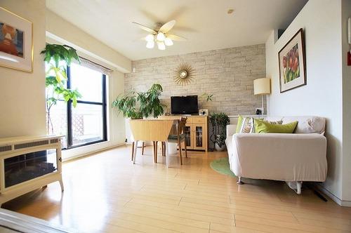 『ノア三田』 最上階♪全居室南向きの2LDKのお部屋の物件画像