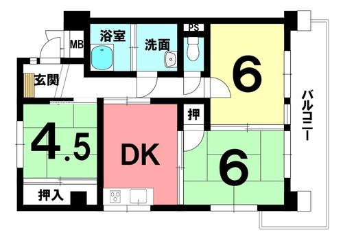 戸塚マンション A棟の物件画像