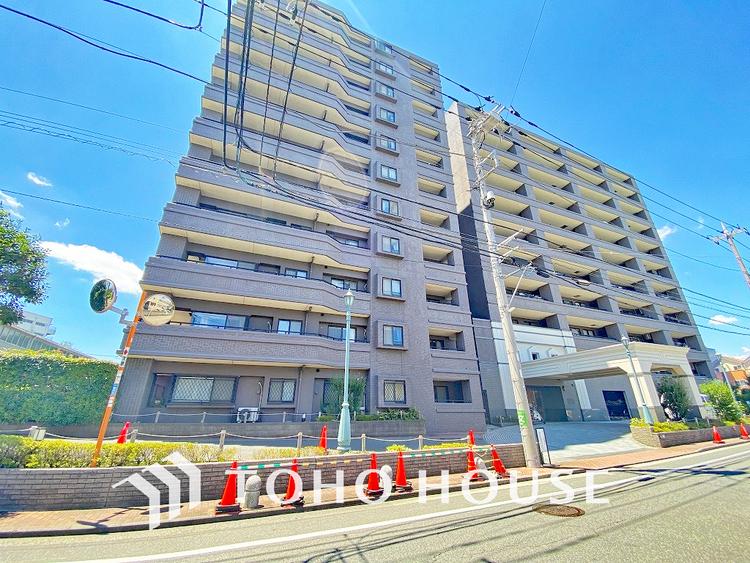 〜11階最上階につき陽当たり・眺望良好〜