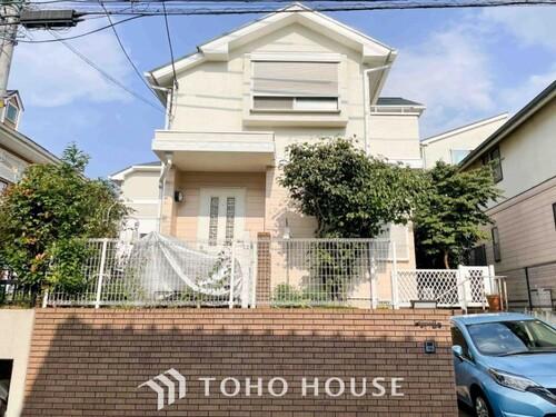 横浜市青葉区柿の木台戸建の画像