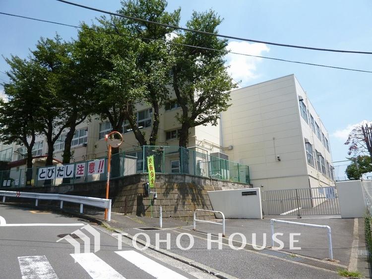 横浜市立田奈小学校 距離1000m