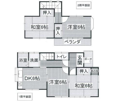 横浜市泉区白百合1丁目戸建の画像