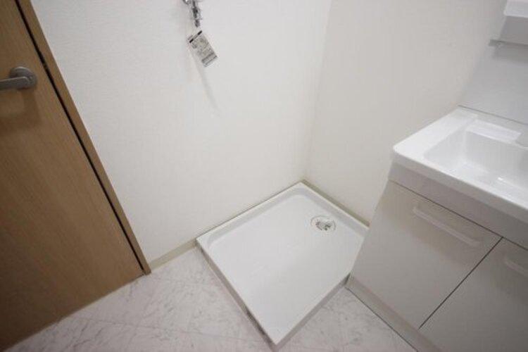 室内洗濯機置場もございます。