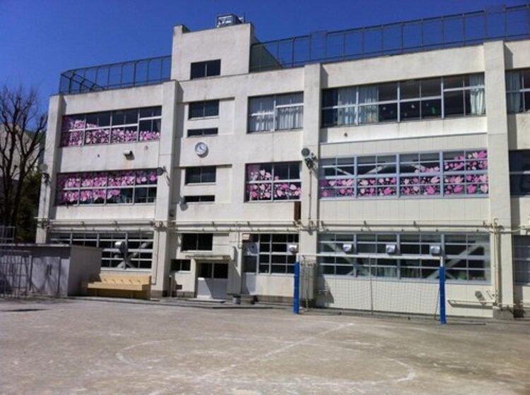 品川区立京陽小学校まで214m すすんで学ぶ、心豊かに、たくましく。