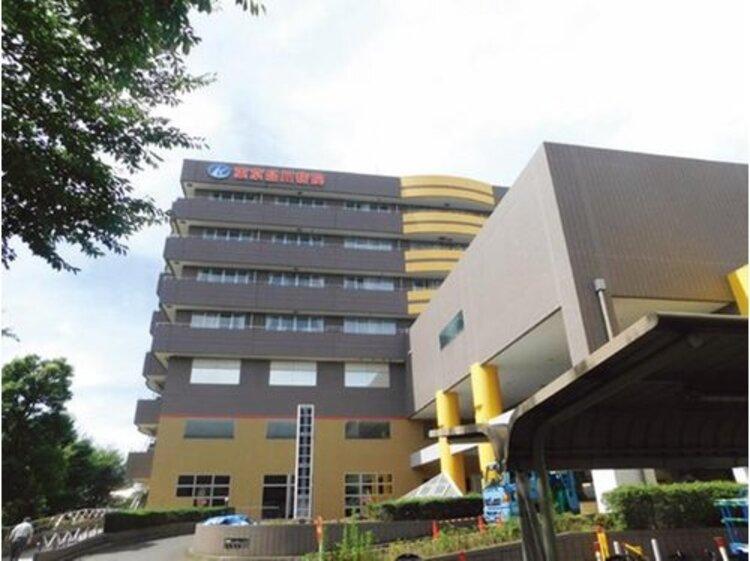 東京品川病院まで3200m 手には技術 頭には知識 患者様には愛を。
