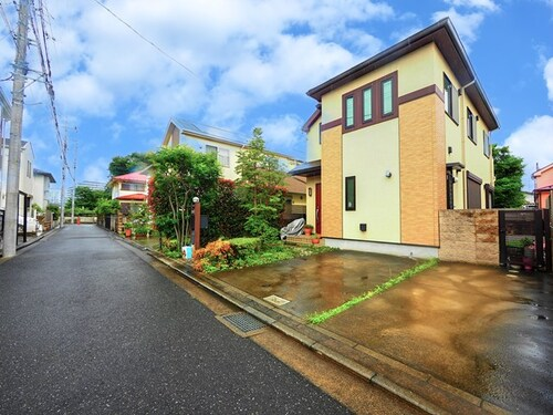 東京都武蔵野市境南町四丁目の物件の画像
