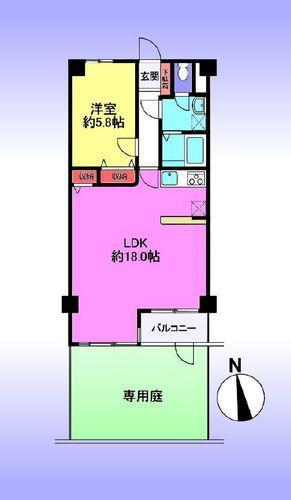 キャニオンマンション第10高島平の物件画像
