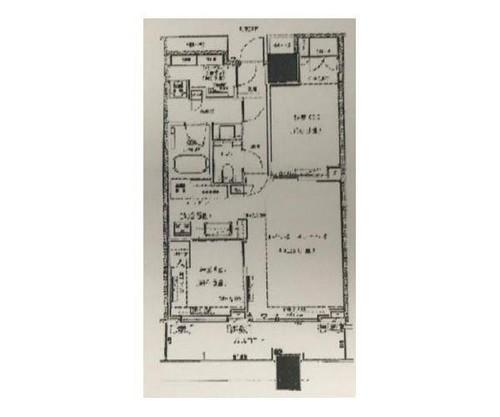 パークタワー新川崎の物件画像