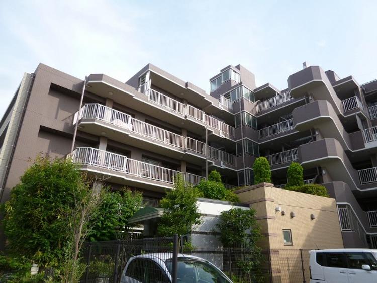 横浜線「淵野辺」駅から徒歩17分、オートロック付マンション